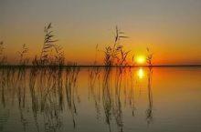 Озеро Бахаревское в Благовещенском районе