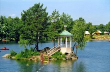 Озеро Ая — там, где луна коснулась земли