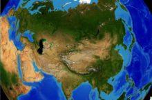 Тектонические структуры Евразии