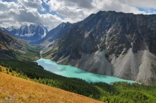 Самые красивые озера Горного Алтая