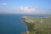 Село Целинное в Хакасии