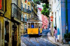 Где в Лиссабоне «поймать» романтику