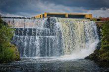 Карпысакский водопад – Сибирская Ниагара