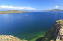 Залив Мухор на Байкале