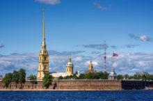 Поездка в Санкт-Петербург с экскурсией в Петропавловскую крепость
