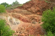Горелый Камень в Кемерово