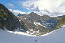 Ледники Кодара в Иркутской области