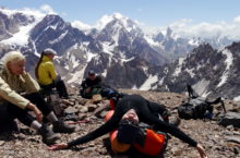 Фанские горы — неизведанные места, которые обросли легендами