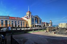 Новокузнецк — город металлургов
