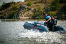 Выбираем мощность подвесного лодочного мотора