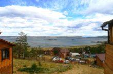 Отдых на базе на озере Байкал