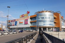 Торгово-развлекательный центр Июнь в Красноярске