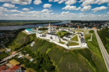 Тобольск — бывшая столица Сибирской губернии