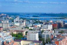 Прогулки по Новосибирску