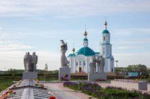 Одесский район Омской области