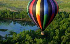 Воздушный полет на шаре: классика и развлечение