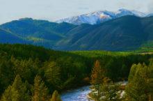 Природные зоны Восточной Сибири
