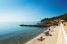 Малый Маяк – живописный уголок в Крыму