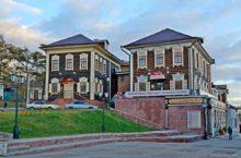 130-й квартал в Иркутске
