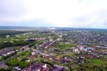 Колпашевский район Томской области