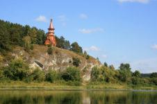 Природные достопримечательности Яшкинского района Кемеровской области