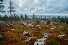 Воттоваара или гора Смерти в Карелии