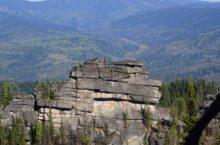 Куйлюмские скалы. Остатки древней цивилизации