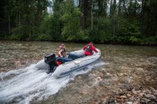 Как эксплуатировать лодочный мотор – советы начинающим