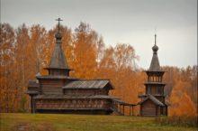 Музей под открытым небом в Новосибирске