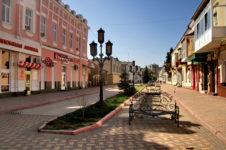 Город Феодосия – курорт на месте древних замков