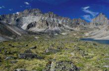 Хребет Кодар. Забайкальские Альпы