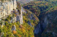 Маршруты Большого каньона Крыма