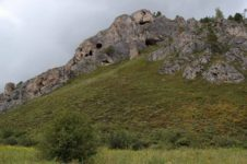 Яровские скалы В Алтайском крае
