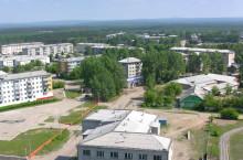 Поселок Чунскийв Иркутской области