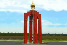 Колосовский район в Омской области