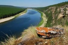 Солёные реки Якутии