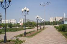 Город Сосновоборск в Красноярском крае
