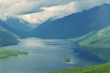Озеро Фролиха в Бурятии