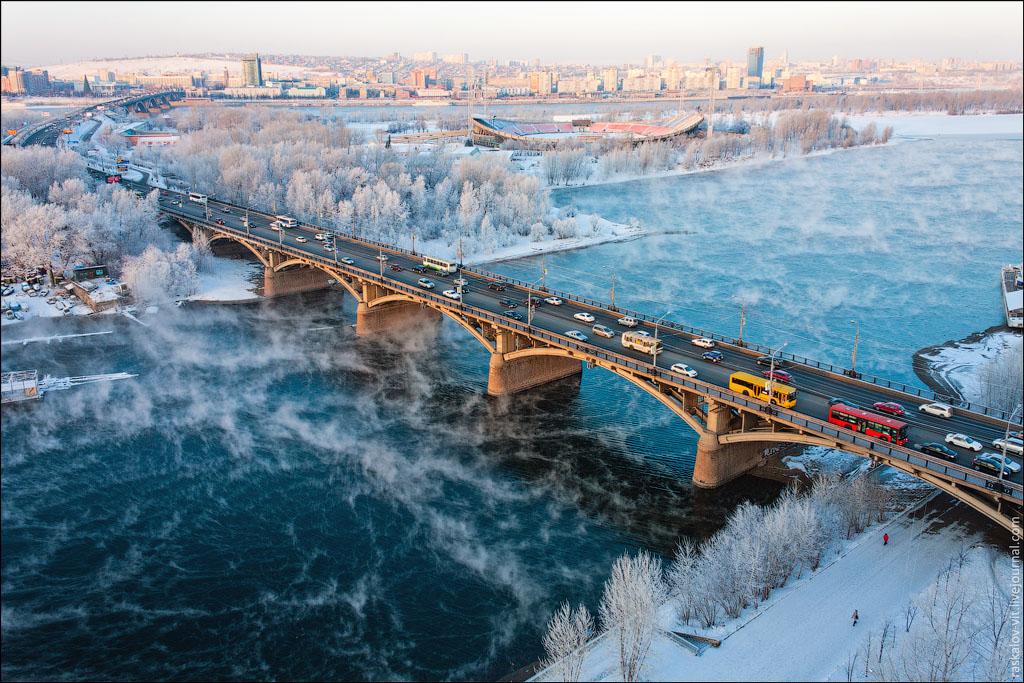 Почти половина россиян захотели переехать в новые города Сибири
