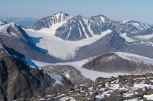 Скандинавские горы
