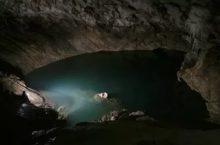 Пещера Мчишта в Абхазии