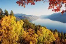 Горный Алтай в сентябре