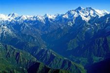 Складчатые горы — образование, особенности, примеры складчатых гор