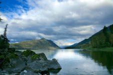 Экотропа на Телецком озере
